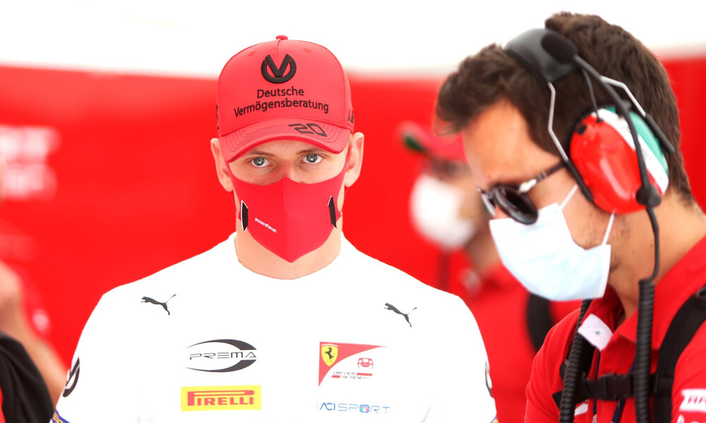Στη Formula 1 τη νέα σεζόν ο Μικ Σουμάχερ! (photos+video)