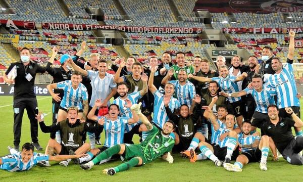 Copa Libertadores: Η Ρασίνγκ απέκλεισε τη Φλαμένγκο μέσα στο Μαρακανά! (video)