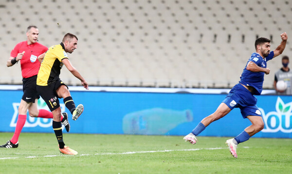 Super League: Ο Κρίστιτσιτς το βραβείο Best Goal της 3ης αγωνιστικής (video)