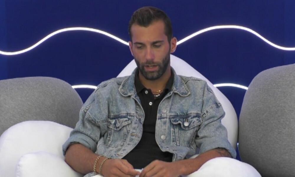 Big Brother: Τιμωρία στον Δημήτρη Κεχαγιά θα επιβάλει ο «Μεγάλος Αδερφός»