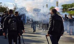 ΠΑΟΚ: Έρευνα της αστυνομίας για την υποδοχή!