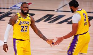 NBA: Φτιάχνουν «dream team» και πάνε για το repeat οι Λέικερς (videos+photos)