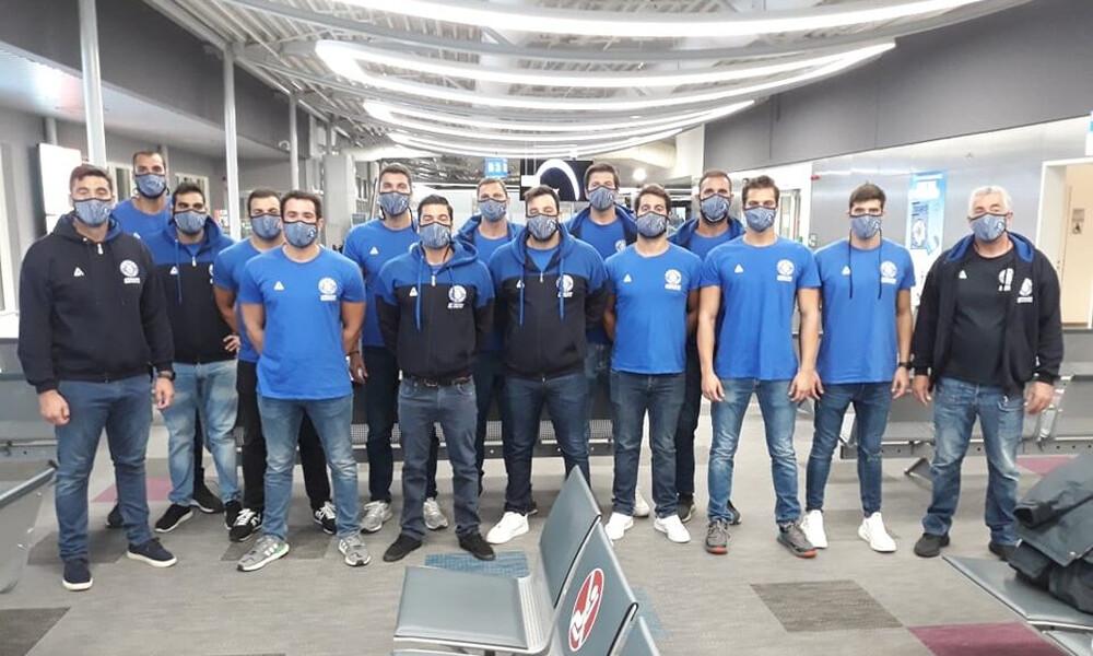 Απόλλων Σμύρνης: Ρίχνεται στη μάχη του Euro Cup στο πόλο