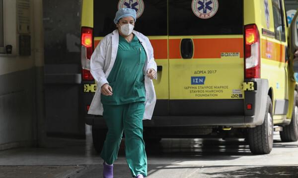 Κρούσματα σήμερα: Νέο ρεκόρ με 622 διασωληνωμένους, 100 νεκροί και 1.882 νέες μολύνσεις σε 24 ώρες