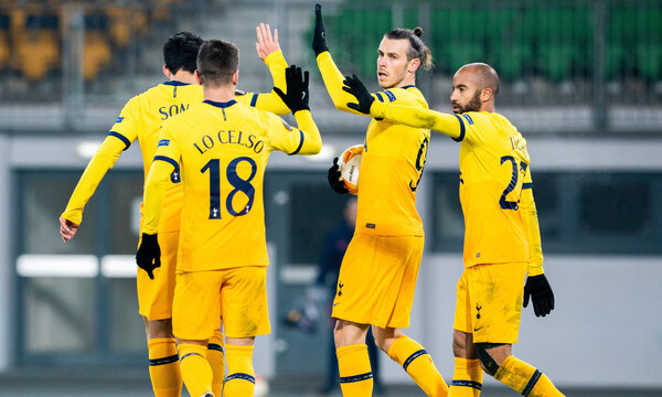 Europa League 10ος όμιλος: Προκρίθηκαν στους «32» Τότεναμ και Αντβέρπ (video)