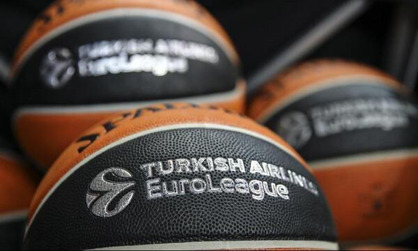 Euroleague: Η βαθμολογία μετά το διπλό Παναθηναϊκού και ήττα Ολυμπιακού (photos)