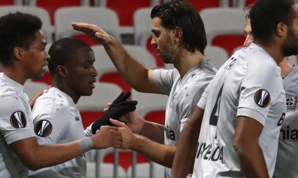 Europa League - 3ος όμιλος: «Χέρι-χέρι» προκρίθηκαν Σλάβια Πράγας και Λεβερκούζεν!