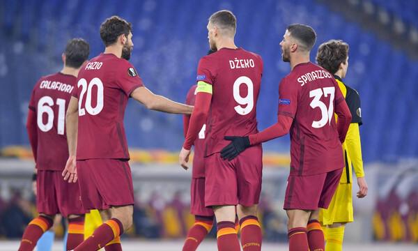 Europa League - 1ος όμιλος: Τριάρα πρωτιάς η Ρόμα - «Μάχη» Γιουνγκ Μπόις και Κλουζ