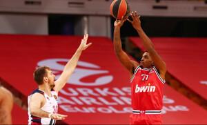 Ολυμπιακός: Η χειρότερη ομάδα στα τρίποντα στην Euroleague