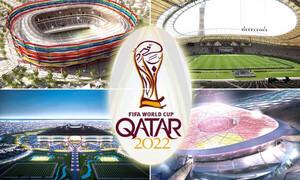 Μουντιάλ 2022: Οι πιθανοί αντίπαλοι της Εθνικής Ελλάδας