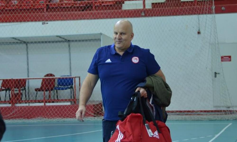 Ολυμπιακός: «Τέλος» ο Κλιάιτς, ανέλαβε ο Καρασαββίδης