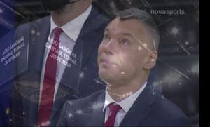 Ζαλγκίρις-Μπαρτσελόνα: Η συγκίνηση του Σάρας στην επιστροφή του (video)