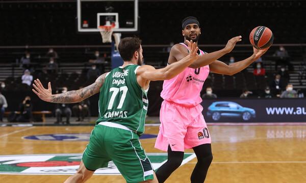 Ζαλγκίρις-Μπαρτσελόνα 62-73: Με Ντέιβις-Κούριτς πέρασε από το Κάουνας!