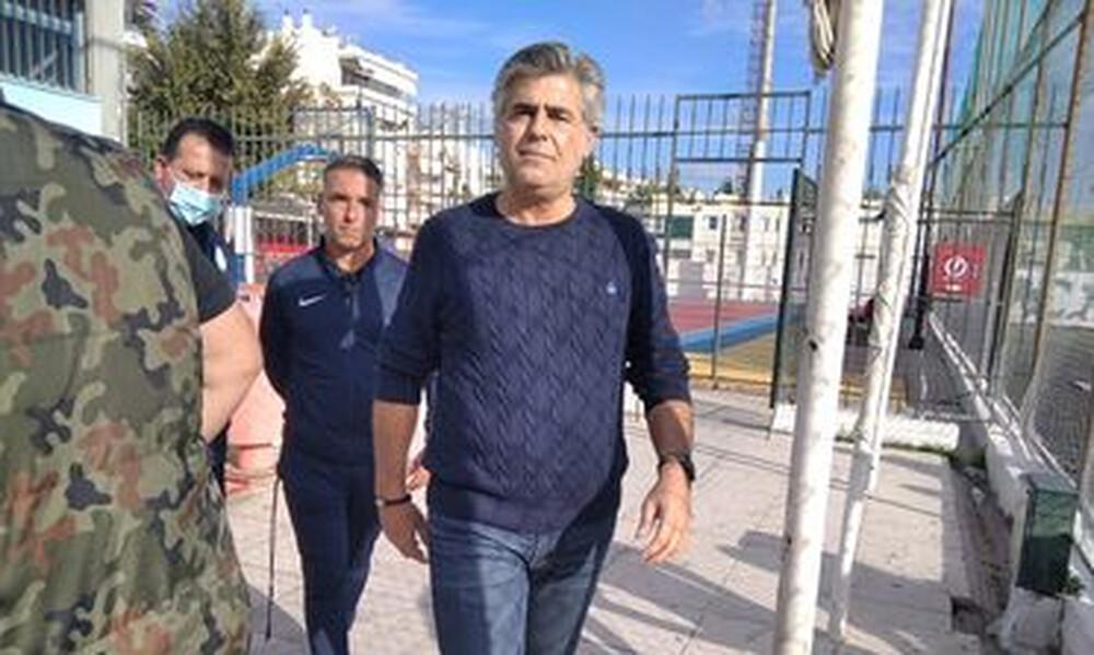 Τερεζόπουλος: «Είμαστε άδειοι χωρίς το ποδόσφαιρο»