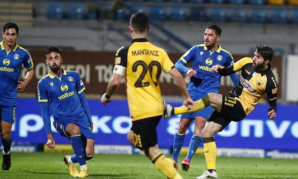 AEΚ: Κορυφαίο στη Super League το γκολ του Ανσαριφάρντ (video+photo)