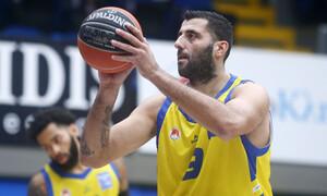 Περιστέρι-Λαύριο: Η «καυτή» επιστροφή του Μπουρούση στο ελληνικό πρωτάθλημα (video+photos)