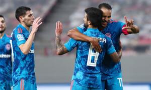 Ολυμπιακός-ΝΠΣ Βόλος 4-1: Έτσι έφτασαν στη νίκη οι «ερυθρόλευκοι» (photos+video)