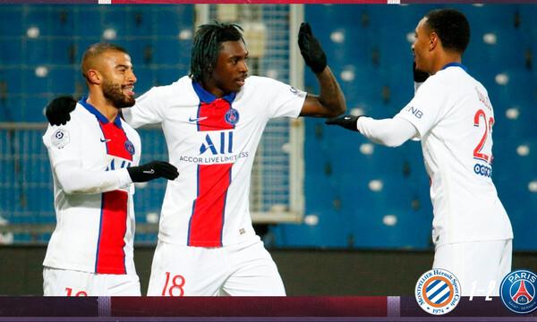 Ligue1: Ο Κεν έβαλε τη σφραγίδα κι ο Εμπαπέ το 100ό του με την Παρί Σ.Ζ.! (video)