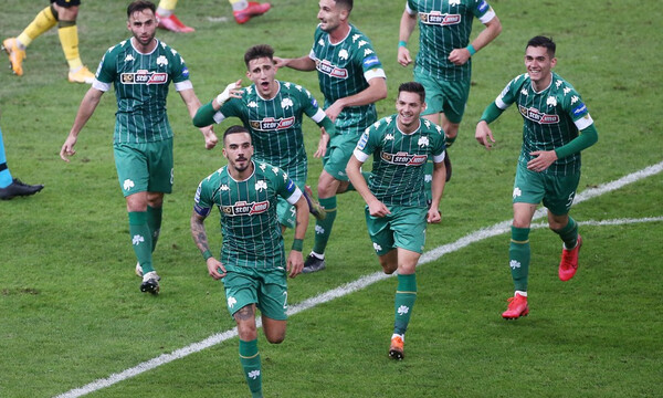 Super League: Η βαθμολογία μετά το ΑΕΚ-Παναθηναϊκός