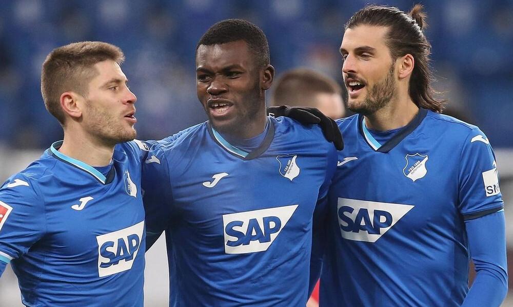 Bundesliga: Επιτέλους νίκη για τη Χοφενχάιμ (video+photos)