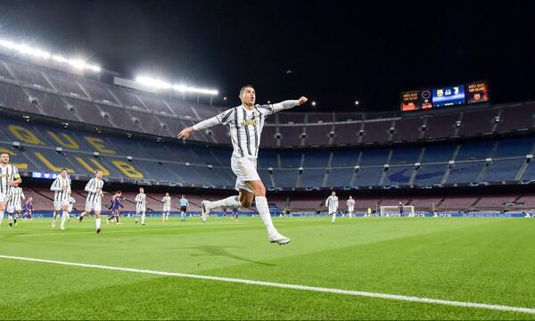 Champions League - 7ος όμιλος: Τριάρα η Γιούβε στην Βαρκελώνη και κορυφή (videos)