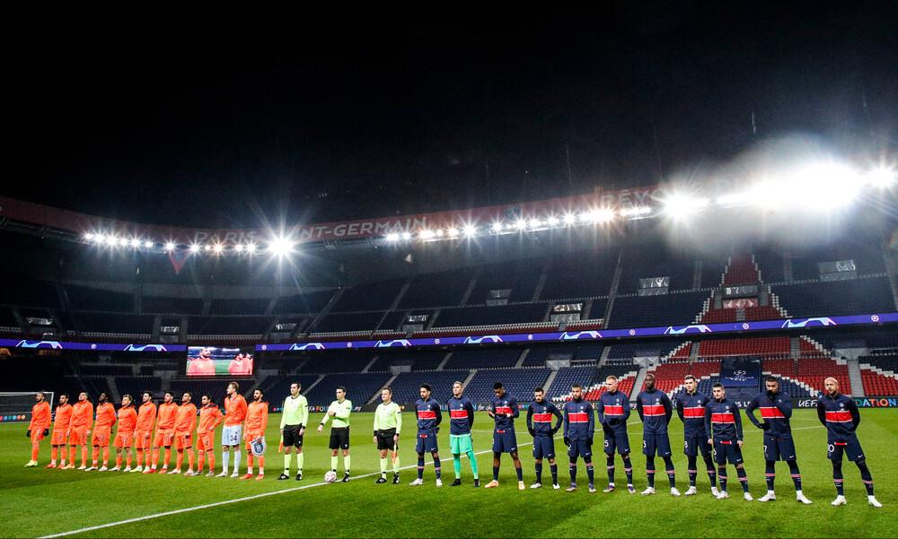 Παρί Σεν Ζερμέν - Μπασάκσεχιρ: «Ας παίξουμε ένα σπουδαίο παιχνίδι απόψε» (photos)