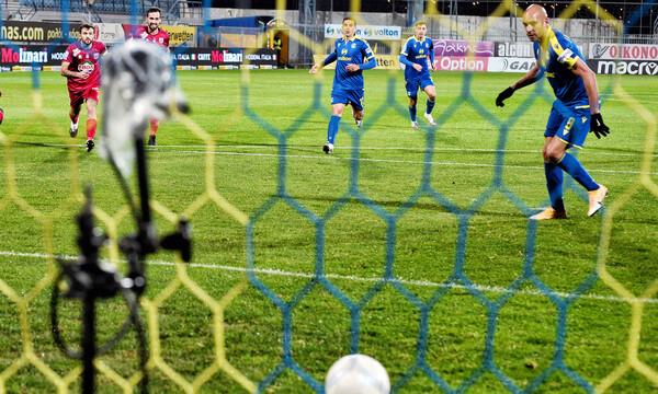 Αστέρας Τρίπολης-Βόλος 1-1: Σκληρό καρύδι οι Βολιώτες, πήραν το «Χ» στο 94'! (videos+photos)