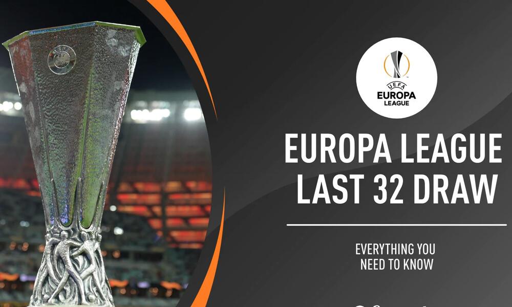 Ολυμπιακός: Οι πιθανοί αντίπαλοι στους 32 του Europa League