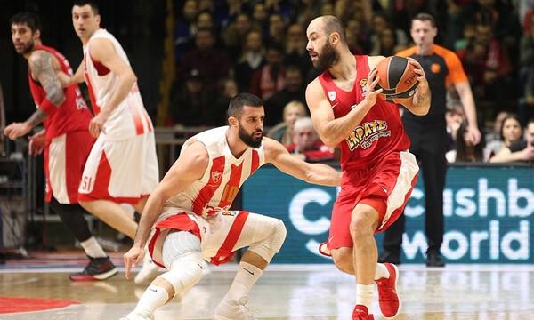 Ερυθρός Αστέρας-Ολυμπιακός: Με φόρα από τη Βαρκελώνη