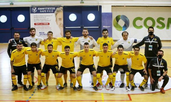 ΑΕΚ: Με την AFC Aktobe στους «32» του Futsal Champions League