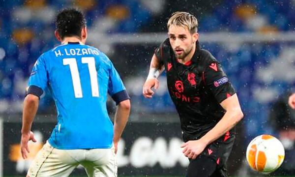 Europa League - 6ος όμιλος: Πρόκριση-θρίλερ για Ρεάλ Σοσιεδάδ