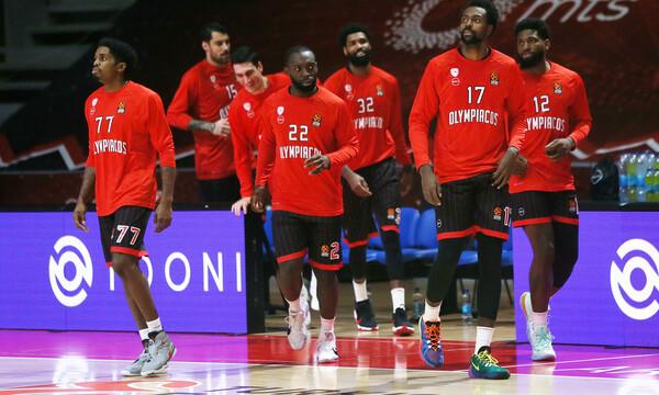 Euroleague: Η βαθμολογία μετά το διπλό του Ολυμπιακού στο Βελιγράδι (photos)