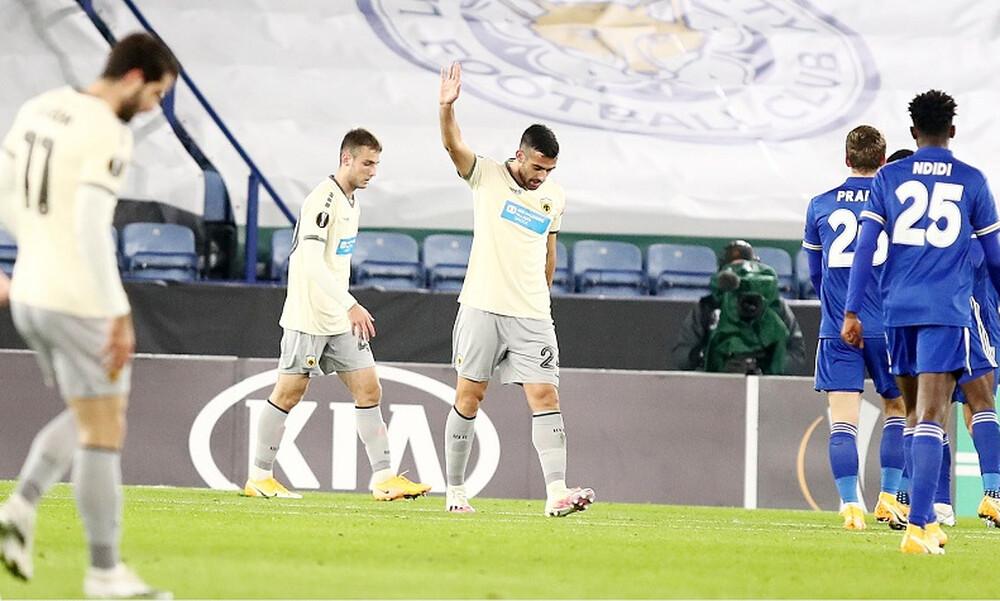 Λέστερ – ΑΕΚ 2-0: Τραγωδία δίχως τέλος!