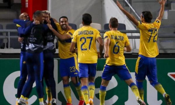 Europa League – 9ος όμιλος: Πρόκριση για τη Μακάμπι του Δώνη!