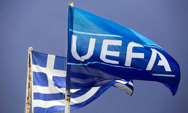 Βαθμολογία UEFA: Στη 18η θέση η Ελλάδα και η κατρακύλα συνεχίζεται!