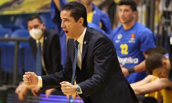 Σφαιρόπουλος: «Το καλύτερό μας παιχνίδι στην άμυνα»