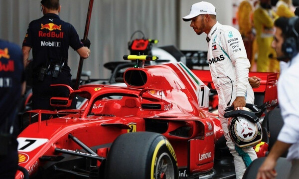 Formula 1: Παραίτηση-βόμβα στη Ferrari (photos)