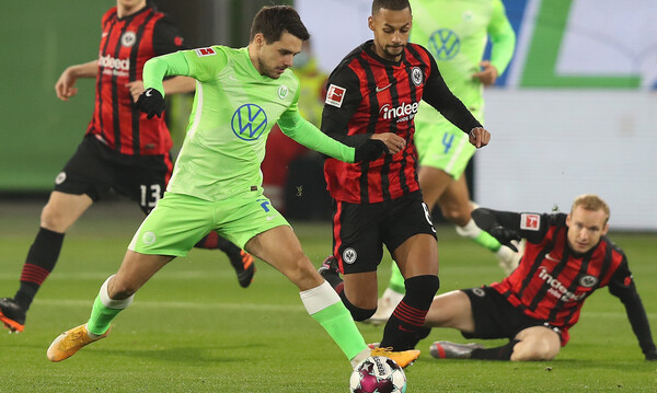 Bundesliga: Ανατροπή στο φινάλε για τη Βόλφσμπουργκ