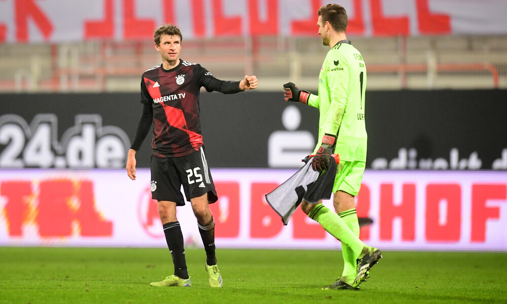 Bundesliga: Κόλλησε η Μπάγερν και συγκατοικεί με την Λειψία στην κορυφή (video)