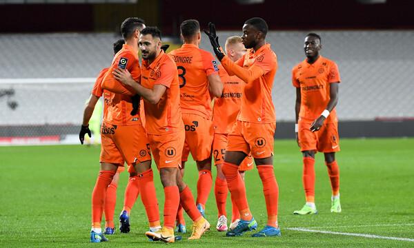 Ligue1: Η Μονπελιέ πήρε σπουδαία νίκη κι ονειρεύεται σεντόνι! (video+photos)