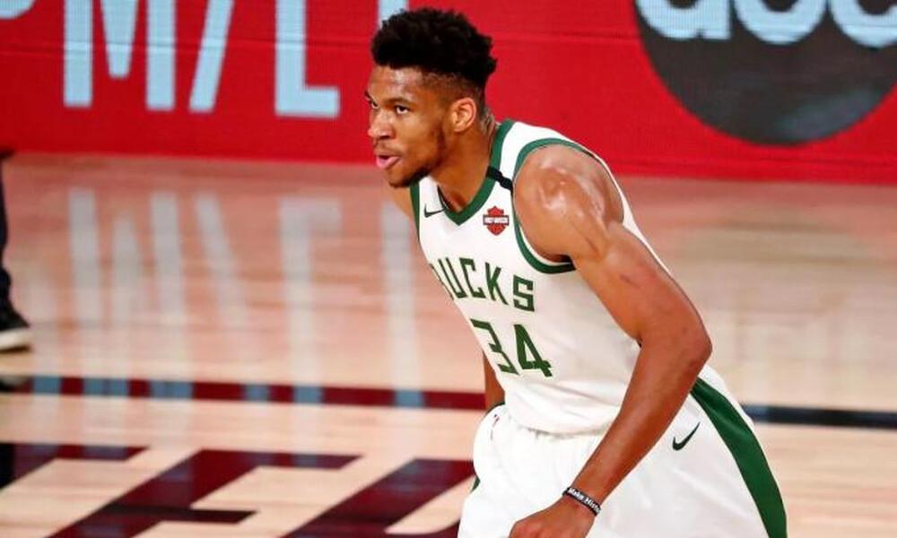 NBA: Η χαρά του Αντετοκούνμπο για την επιστροφή με Μπακς