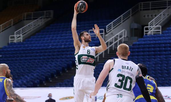 Παναθηναϊκός ΟΠΑΠ-Περιστέρι 76-57: Ξέσπασε στο δεύτερο και κέρδισε (videos+photos)