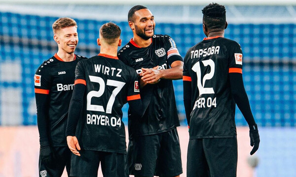 Bundesliga: Η Λεβερκούζεν διέλυσε τη Χοφενχάιμ και πάτησε κορυφή! (video+photos)