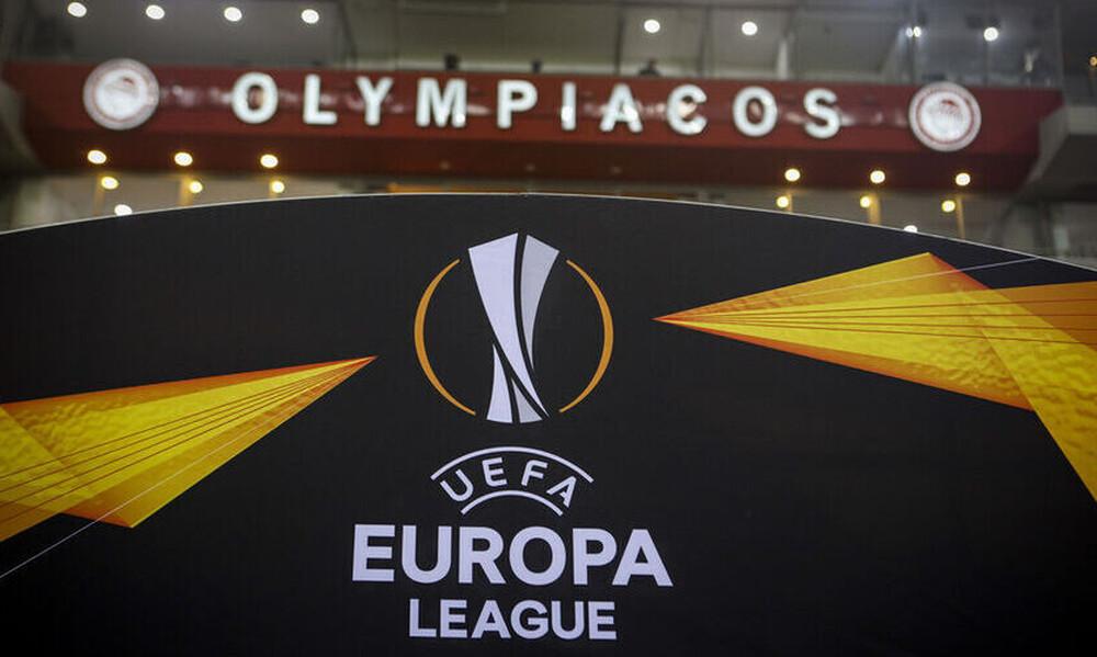 Ολυμπιακός: Ώρα κλήρωσης για το Europa League