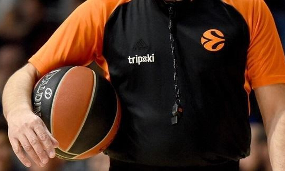 Euroleague: Οι διαιτητές της «διαβολοβδομάδας»