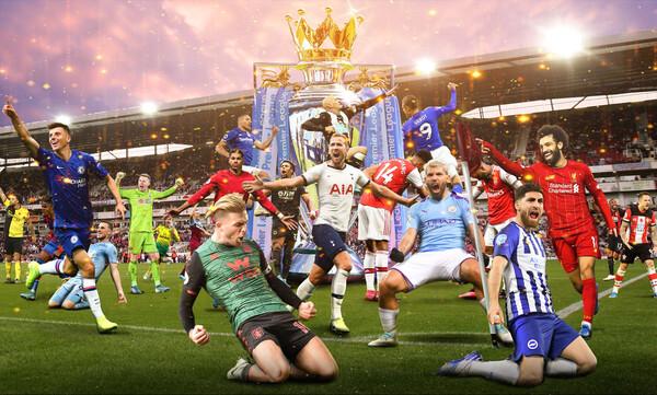 Premier League: Σε απόσταση 6 βαθμών οι 9 πρώτες ομάδες - Εμβόλιμη αγωνιστική με μεγάλο ντέρμπι