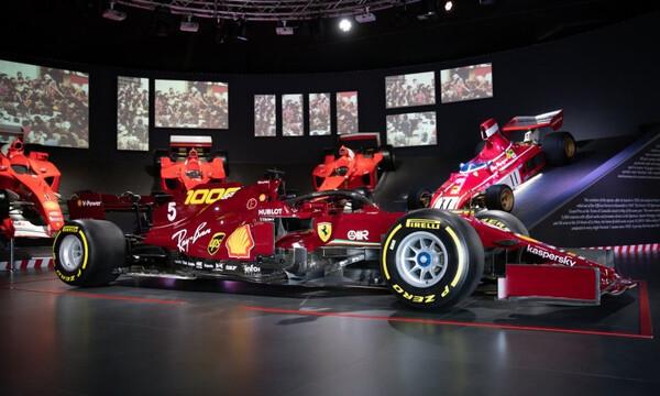 Formula 1: Δημοπρασία για τη συλλεκτική Ferrari των 1.000 γκραν πρι (photos)