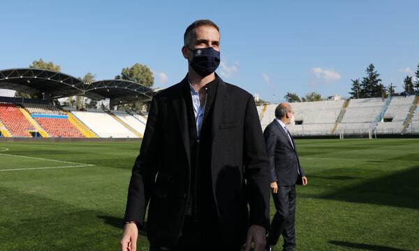 Μπακογιάννης-Βοτανικός: «Έργο για την Αθήνα, όχι μόνο για τον Παναθηναϊκό - Σημαντική η ΚΑΕ»