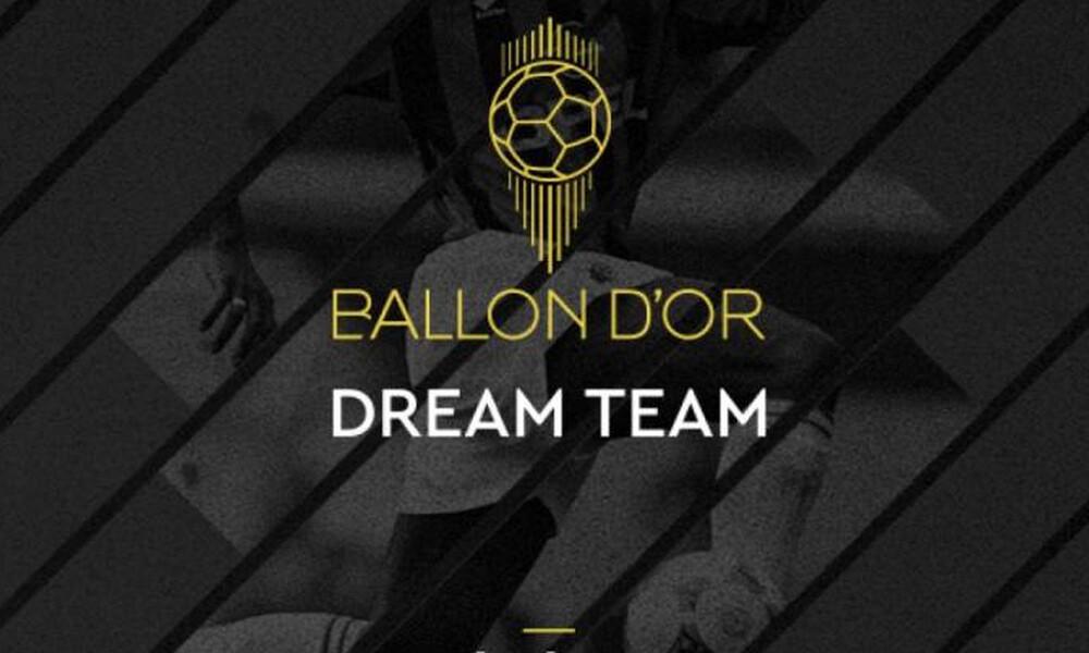 Η Dream Team του France Football: Μαζί Μαραντόνα, Πελέ, Μέσι και οι δύο Ρονάλντο (photo)