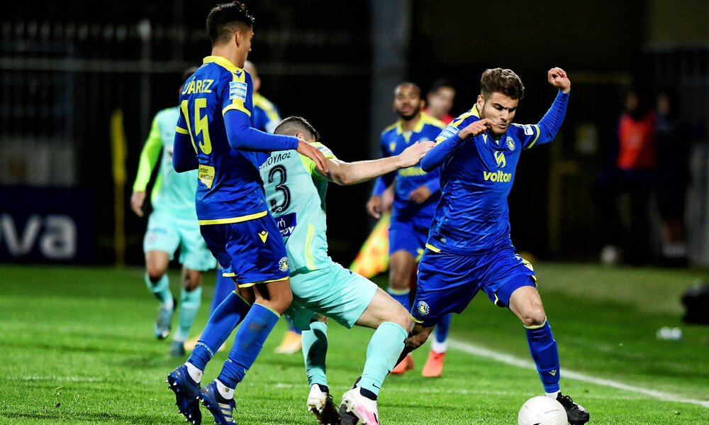 Super League: Η βαθμολογία μετά τη νίκη του Αστέρα Τρίπολης (photos)